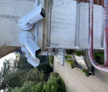 Caméras extérieures avec Infrarouge portée 50m