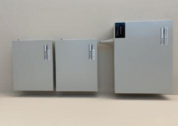 Centrale d'alarme TP 10 42 & Coffrets d'extensions ALIM8
