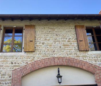 Détecteur double infrarouge passif extérieur pour porte & fenêtre