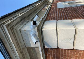Installation système de vidéo protection pour un particulier