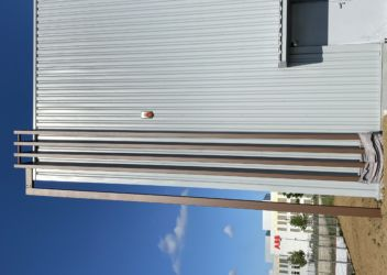 Sirène extérieure avec voyant de signalisation LED 103dB à 3m