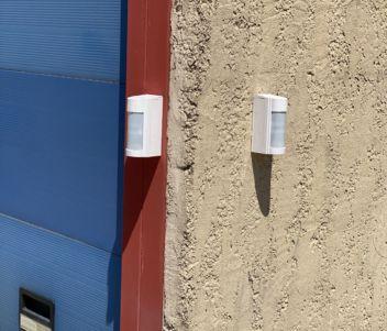 Photo 2 détecteurs extérieur